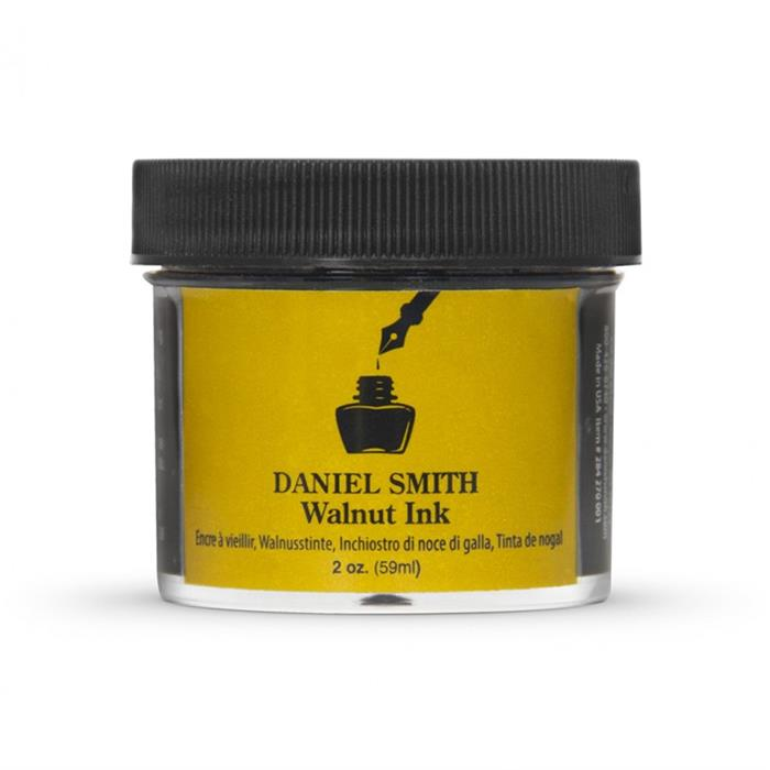 DANIEL SMITH MEDIUM WALNUT INK 59 ML